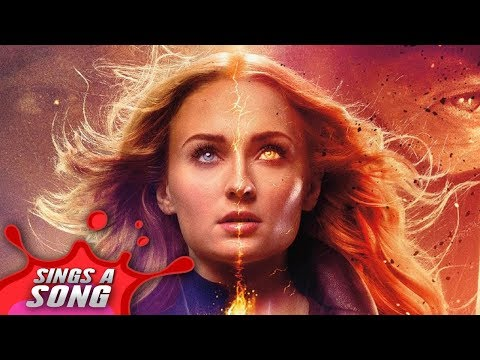 The Dark Phoenix Sings A Song (X-Men Jean Grey Superhero Parody)