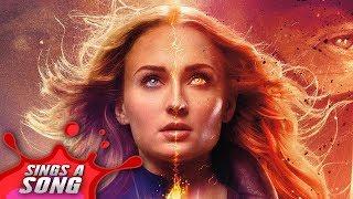 The Dark Phoenix Sings A Song (X-Men Jean Grey Superhero Parody)