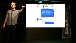 Tinder Strategy Powerpoint - Will Stephen (CollegeHumor Live, UCB)