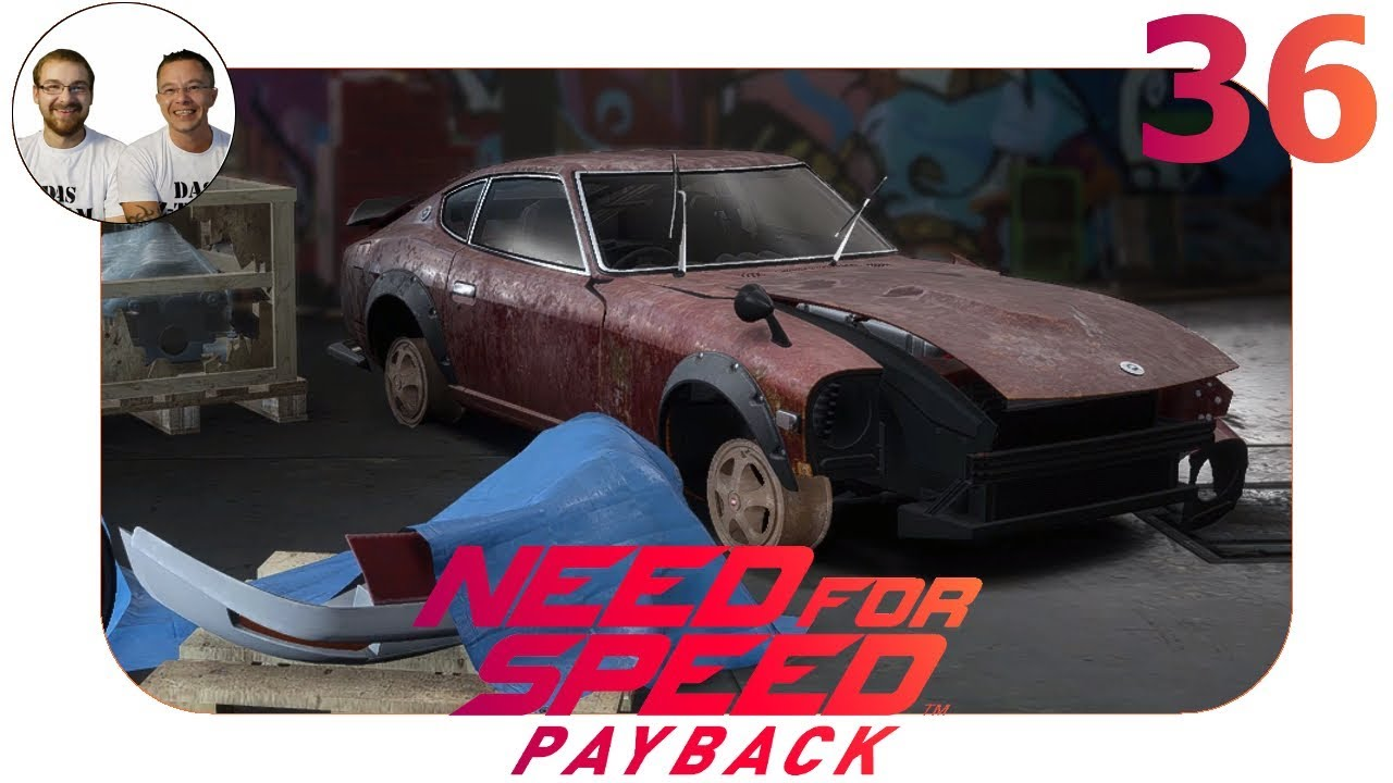 Nfs payback lets play jede menge wrack teile gameplay deutsch need for speed payback 36
