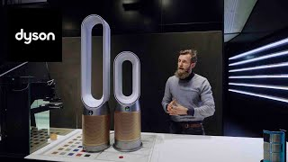 Watch the launch of the new Dyson Purifier Formaldehyde range from the Dyson Demo Store in London.