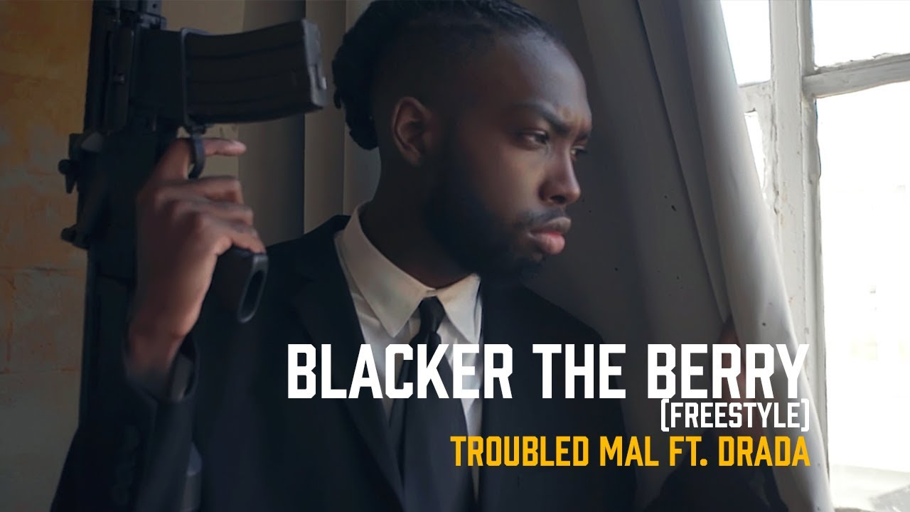 TYDRE / fkaTroubled Mal Ft. Drada - Blacker The Berry (Freestyle)