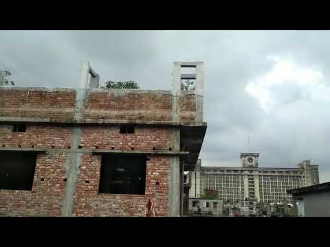Old Dhaka Cloudy ☁ weather August 2017