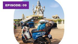 KERALA to KASHMIR /EP:09/ uduppi to kolhapure / murudeswar temple // മുരുഡേശ്വര അമ്പലം