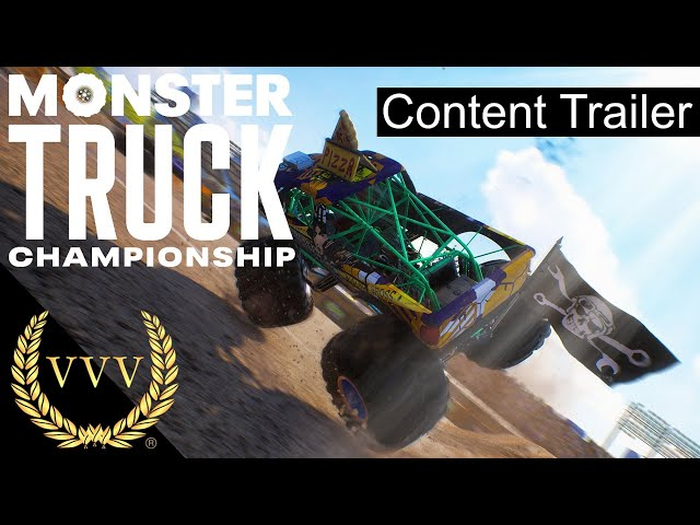 Monster Truck Championship - Content Trailer