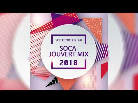 SOCA JOUVERT MIX (2018)