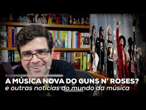 A música nova do Guns n' Roses? e outras notícias do mundo da música | Notícias | Alta Fidelidade