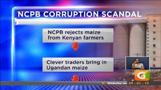 Taxpayers lose billions in maize scam