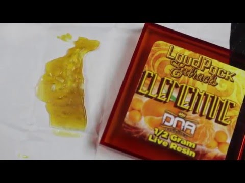 CLEMENTINE LIVE RESIN BHO