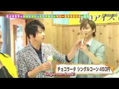 [Subbed Clip] KinKi Kids Bunbuboon Soft/Ice Cream Episodes (EngSub)