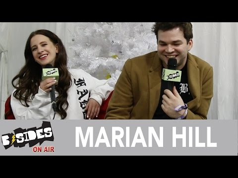 B-Sides On-Air: Interview - Marian Hill at SnowGlobe 2016