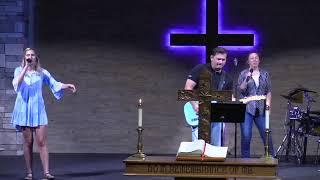 St. Andrew's Community UMC Live Stream 10:30am Sunday June 28, 2020