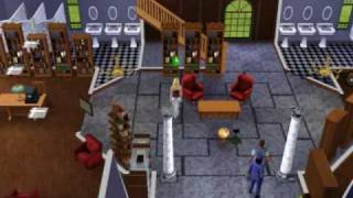 The Sims 3 exploring the neighbourhood part 1