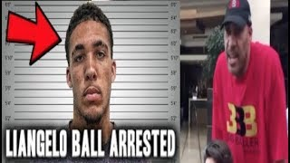 LiAngelo Ball & UCLA teammates arrested in China for shoplifting~LaVar Ball Finally Speaks out