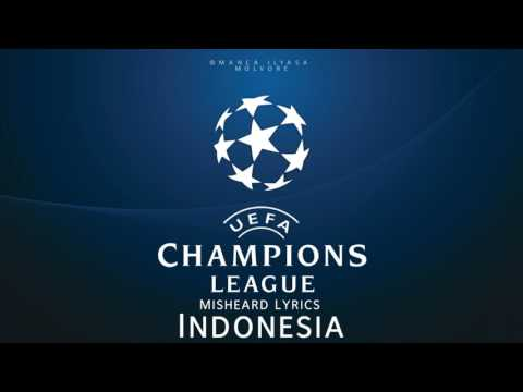 UEFA Liga Champion Opening - Karaoke Lirik