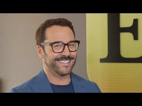 Jeremy Piven Says It's Not Easy Playing Ari Gold:  I'm So Calm People Ask If I'm Stoned