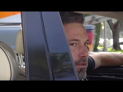 EXCLUSIVE  Ben Affleck Looking Good As He Nears Completion Of Rehab Residency