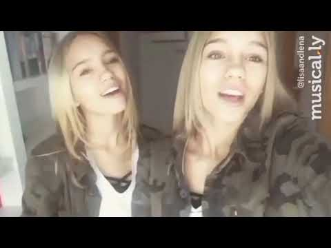NEVER FORGET YOU •Lisa and Lena•