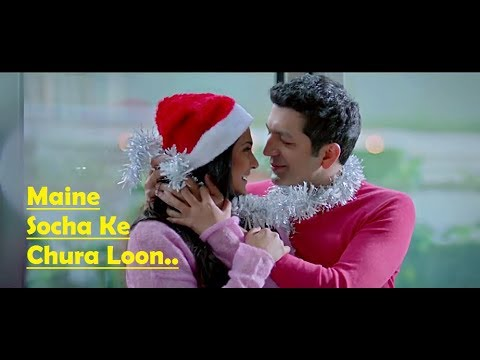 Maine Socha Ke Chura Loon | Arijit Singh & Shreya Ghoshal | PHIR SE | Jeet Gannguli | Lyrics