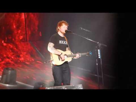 Ed Sheeran - Bloodstream - Stockholm March 30th 2017