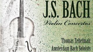 js bach violin concertos