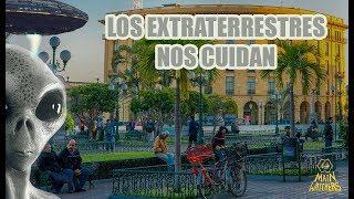 Tampico, la ciudad protegida por aliens