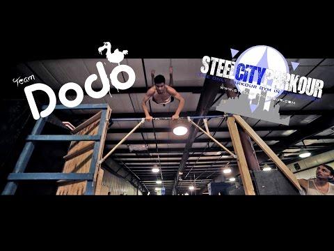 Dinner's on Steve (Dodo @ Steel City Parkour!)