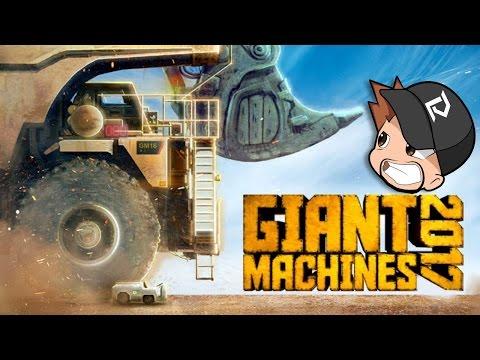 Giant Machines 2017 #01 - L'omino invisibile che zoppica |