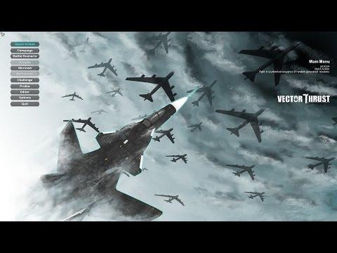 Vector Thrust - Quick Action Gameplay (warning, loud audio) |
