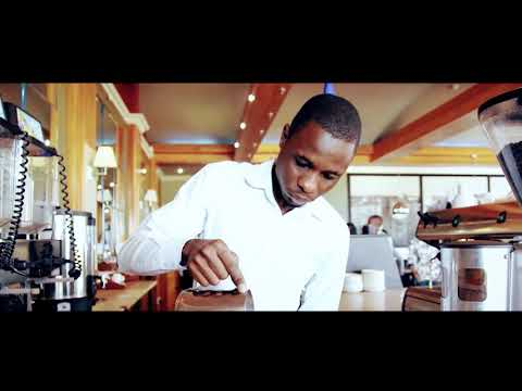 Stevemat Creative Media - Masimba making coffee