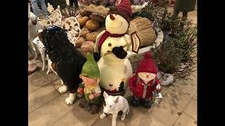 허브아일랜드 겨울 시즌 축제 불빛동화 축제 4k