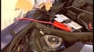 W221 Single battery on board electrical system