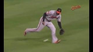 MLB Spinning Plays