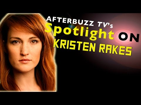 Kristen Rakes   AfterBuzz TV's Spotlight On