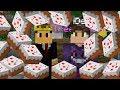 MINEPLEX CAKE WARS ON THE JAVA EDITION OF MINECRAFT! (Minecraft Mineplex Cake Wars #1)