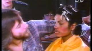 Michael Jackson - Making Of The Thriller Video 198...