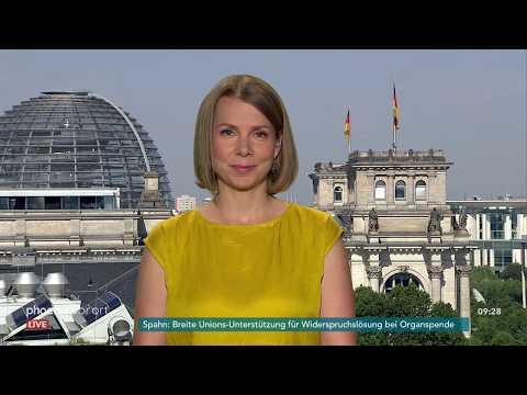 Phoenix Nachgefragt Mit Helene Bubrowski Frankfurter Allgemeine Zeitung Am 26 06 19 Youtube