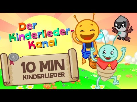 Best of German Children's Nursery Rhymes / Songs