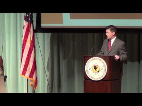 PA Lt. Governer Jim Cawley speaks about Marcellus Shale