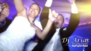 Dj Arias Productions - Wedding at Villa Barone Bronx NY