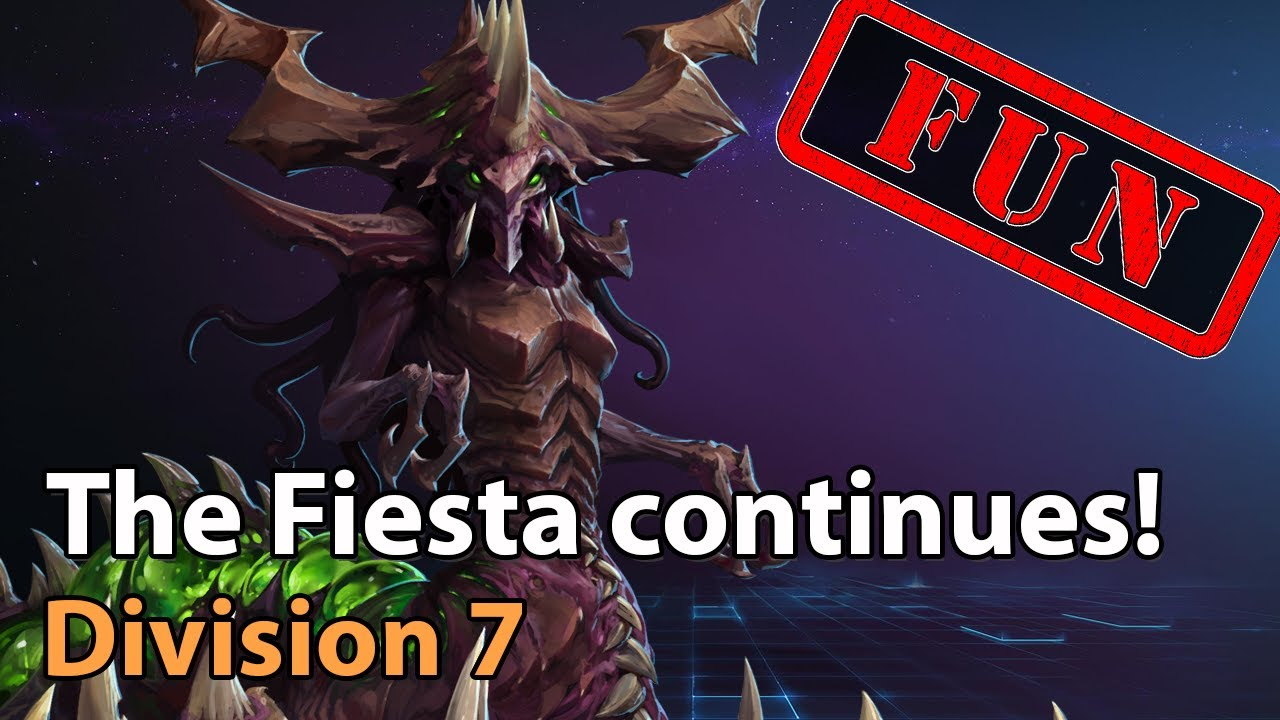 ► The Fiesta Continues! - Division 7 - Heroes of the Storm Amateur Play