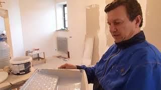 Как грунтовать стены под покраску? Видеоурок от РемБрандт Ремонт