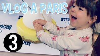 VLOG A PARIS 3: CAFÉ MICHALAK ET TEA TIME DE CEDRIC GROLET AU MEURICE
