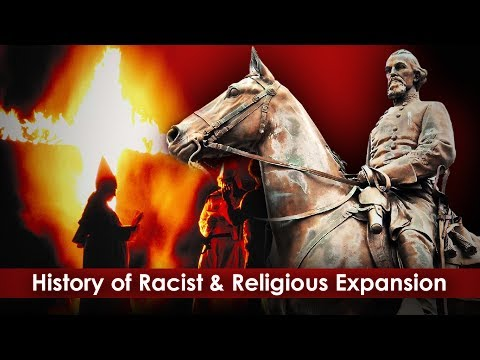 History of Racist & Religious Expansion