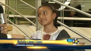 Entrevista a Natalia Lopez Lopez niña indigena