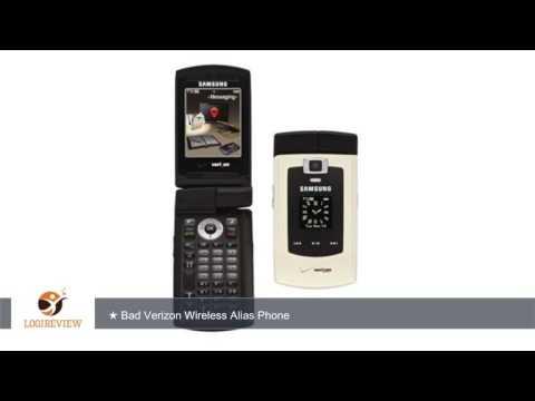Samsung SCH-u740 Alias Phone, Black/Gold (Verizon Wireless) - No Contract Required. QWERTy |