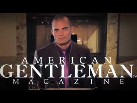 American Gentleman - Scott Elrod