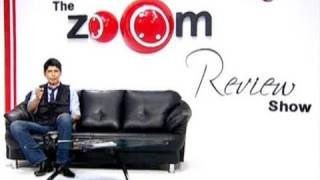 The zoOm Review Show - Desi Boyz, Dam 999 & Breaking Dawn - Part 1 online movie review