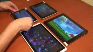 Какой размер планшета выбрать? Лучше 7, 8, 9.7 или 10.1 дюйм?