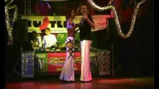 Танцуем вместе Хастл! он-лайн урок